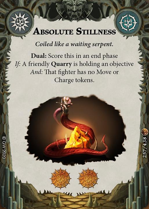 Absolute Stillness card image - hover