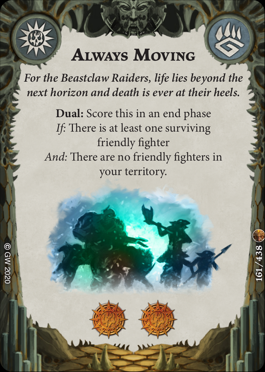 Always Moving card image - hover