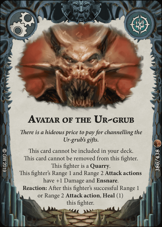 Avatar of the Ur Grub card image - hover