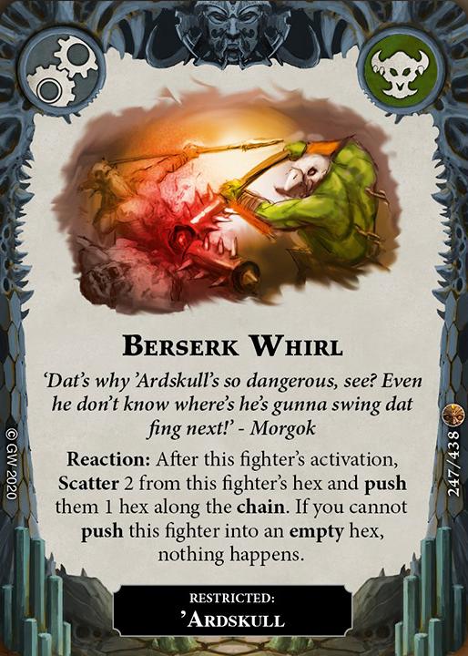 Berserk Whirl card image - hover