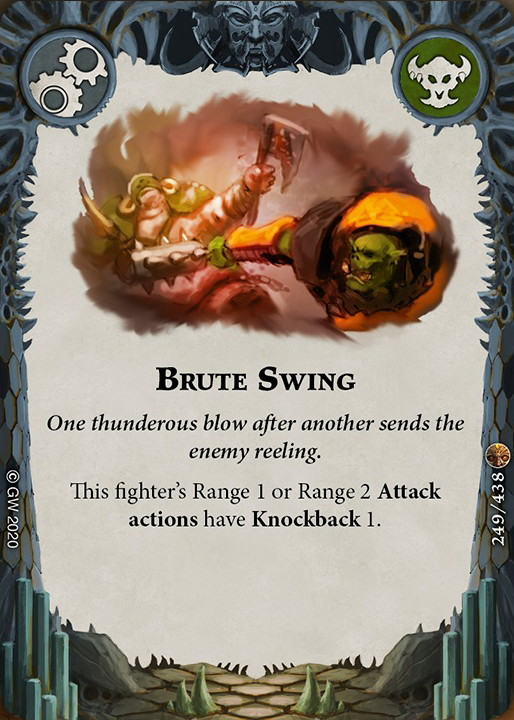 Brute Swing card image - hover