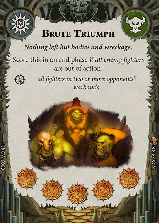 Brute Triumph card image - hover