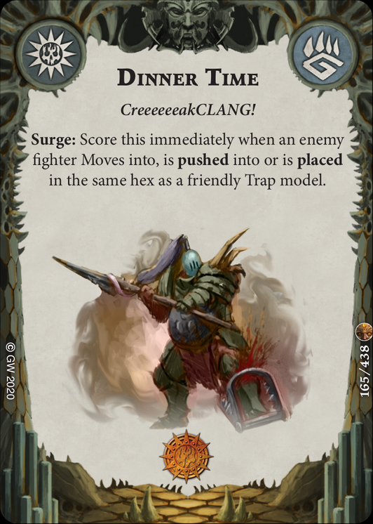 Dinner Time card image - hover
