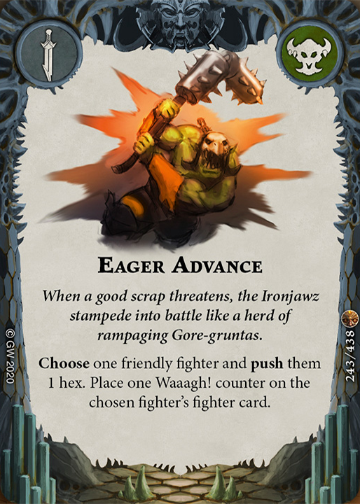 Eager Advance card image - hover