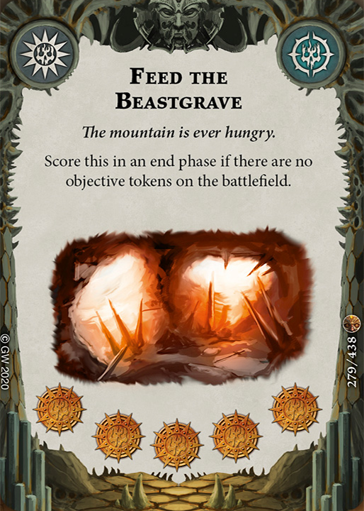 Feed the Beastgrave card image - hover