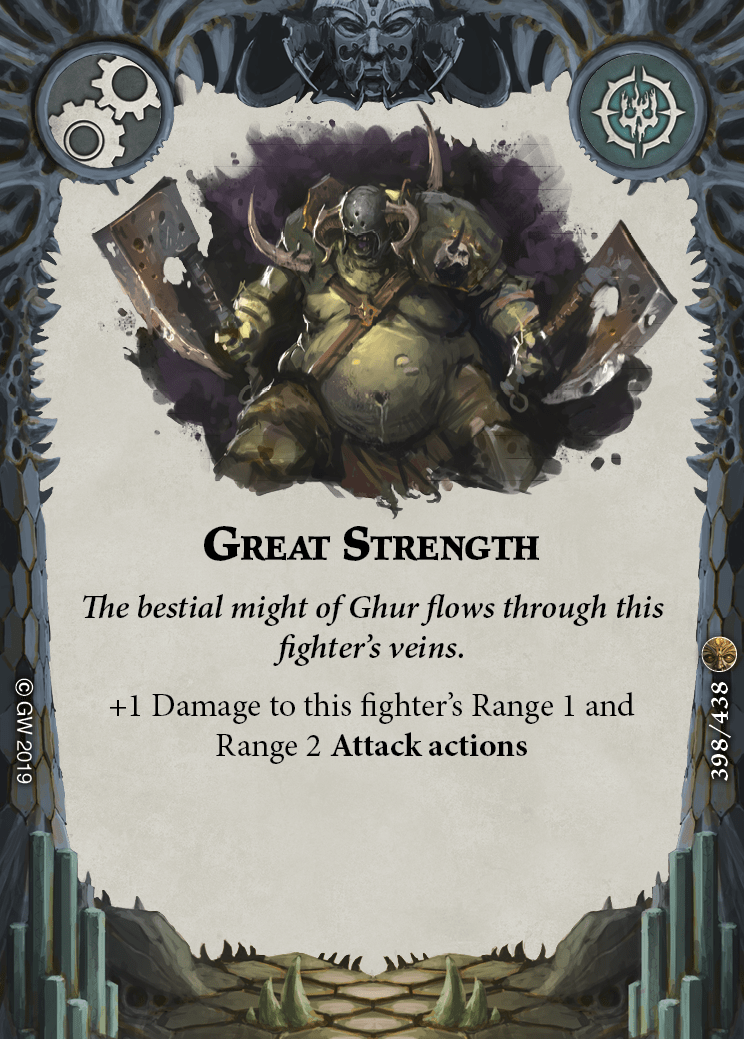 Great Strength card image - hover