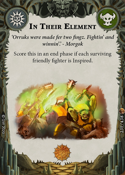 In Their Element card image - hover
