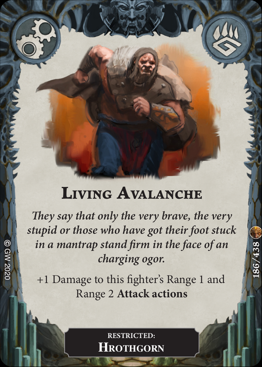 Living Avalanche card image - hover