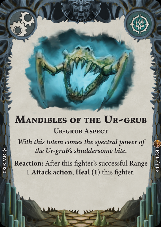 Mandibles of the Ur-Grub card image - hover