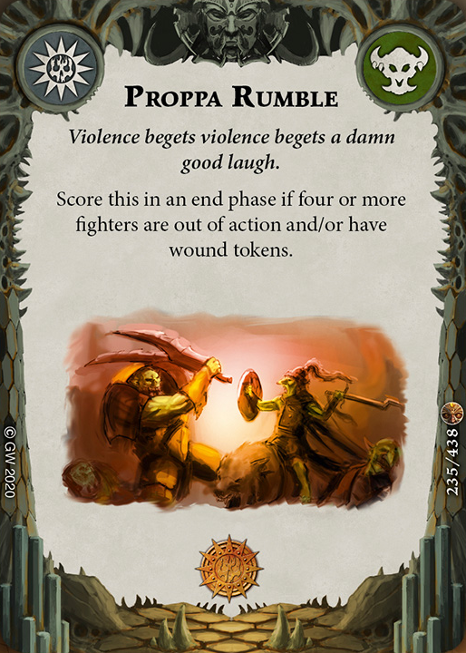 Proppa Rumble card image - hover