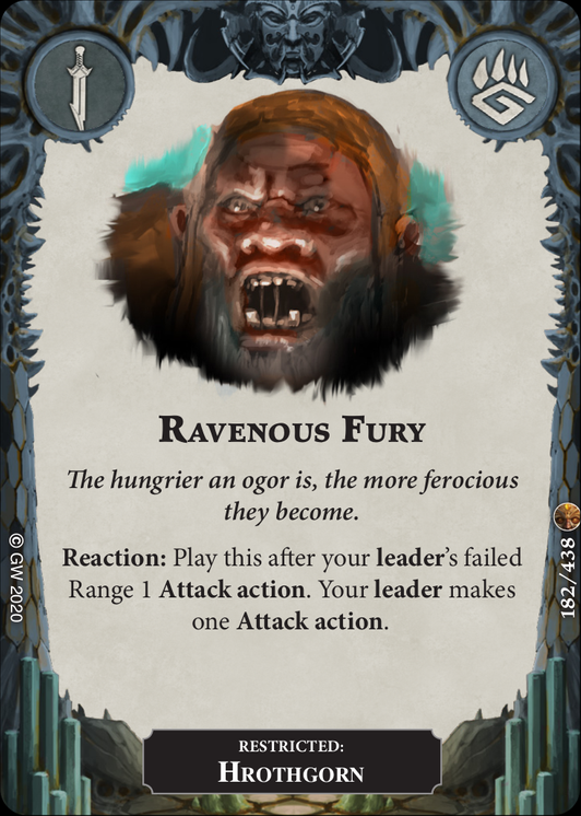 Ravenous Fury card image - hover