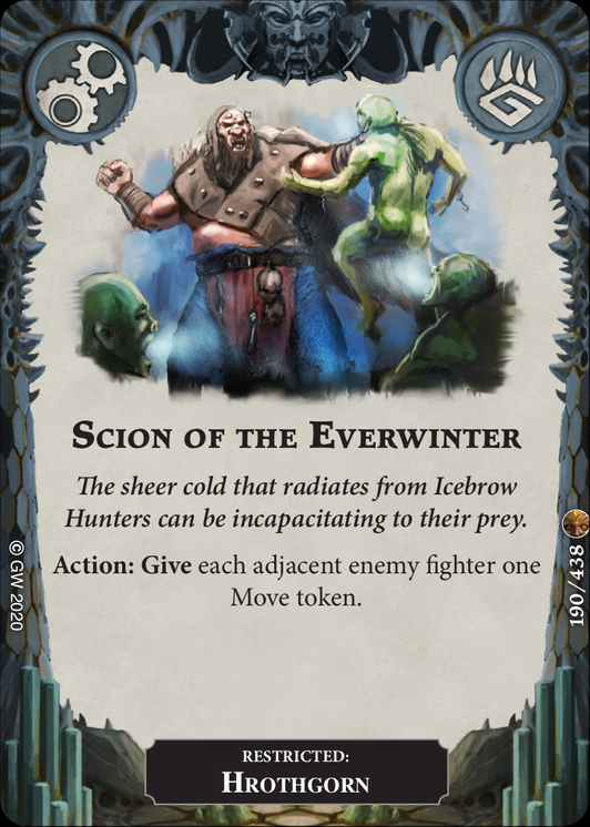 Scion of the Everwinter card image - hover