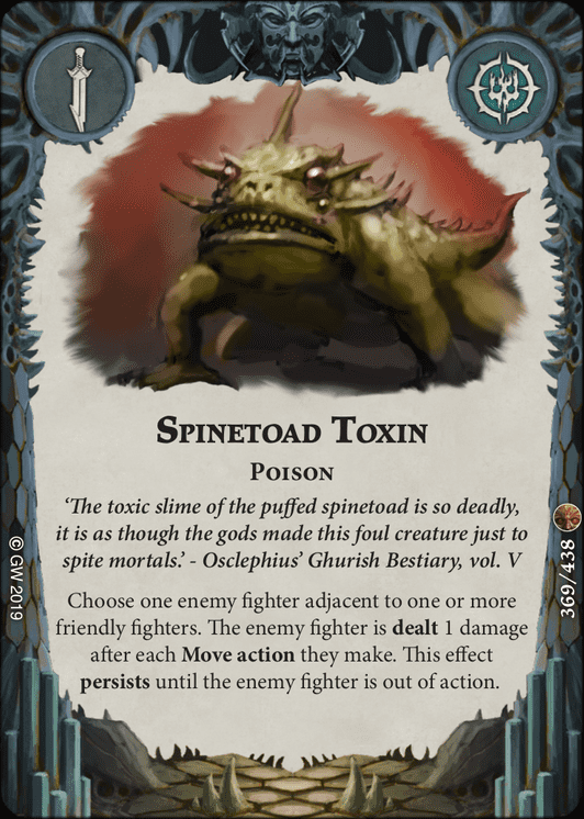 Spinetoad Toxin card image - hover