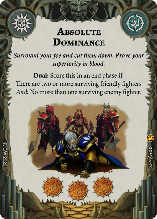 Absolute Dominance card image - hover