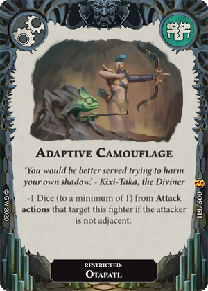 Adaptive Camouflage card image - hover