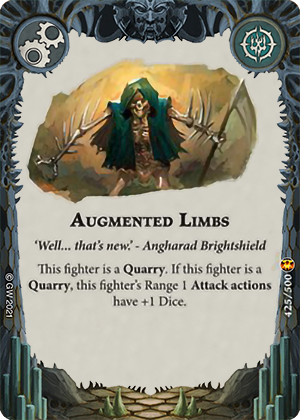 Augmented Limbs card image - hover