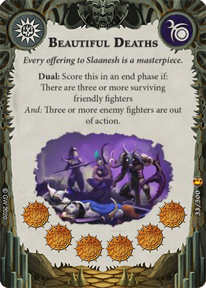 Beautiful Deaths card image - hover