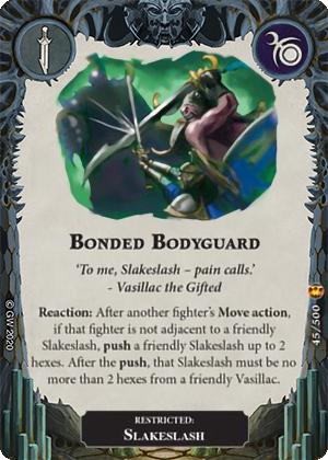 Bonded Bodyguard card image - hover