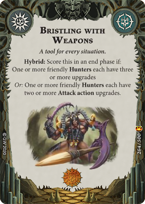 Bristling With Weapons card image - hover