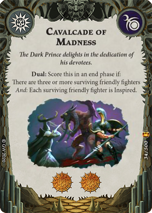 Cavalcade of Madness card image - hover
