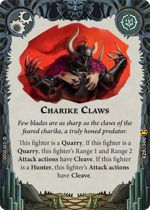 Charike Claws card image - hover