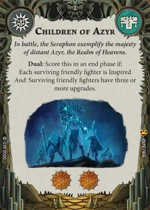 Children of Azyr card image - hover