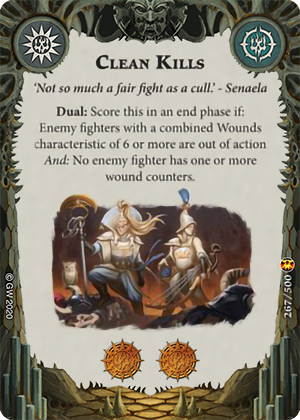 Clean Kills card image - hover