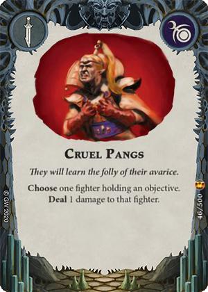 Cruel Pangs card image - hover