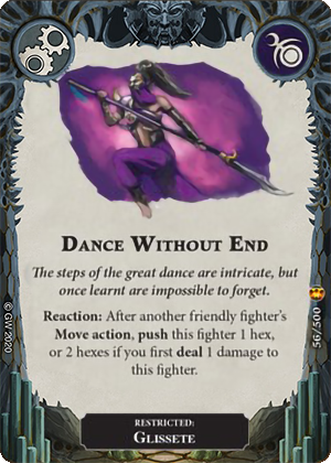 Dance Without End card image - hover