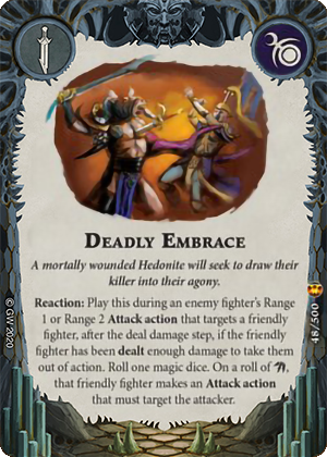 Deadly Embrace card image - hover