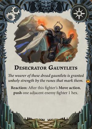 Desecrator Gauntlets card image - hover