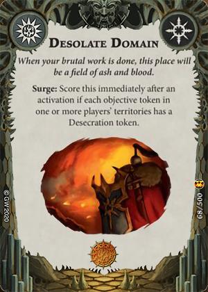 Desolate Domain card image - hover
