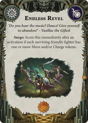 Endless Revel card image - hover