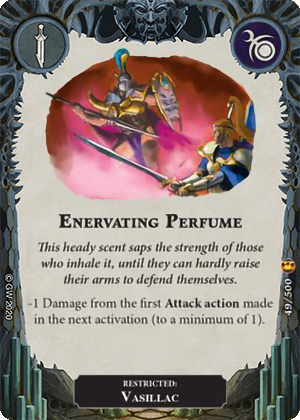Enervating Perfume card image - hover