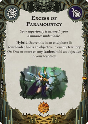 Excess of Paramountcy card image - hover