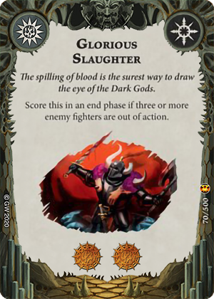 Glorious Slaughter card image - hover