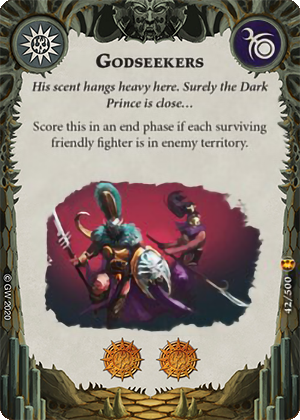 Godseekers card image - hover