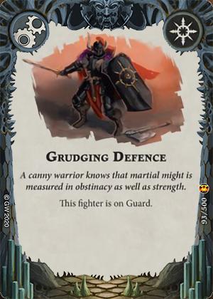 Grudging Defence card image - hover