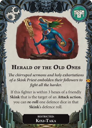 Herald of the Old Ones card image - hover