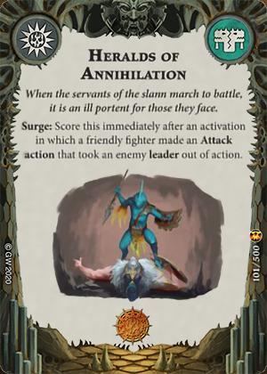 Heralds of Annihilation card image - hover