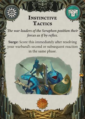 Instinctive Tactics card image - hover
