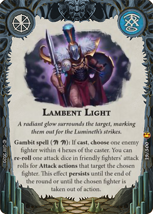 Lambent Light card image - hover