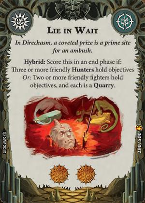 Lie in Wait card image - hover