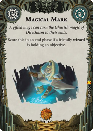 Magical Mark card image - hover