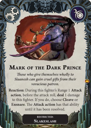Mark of the Dark Prince card image - hover