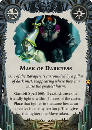 Mask of Darkness card image - hover