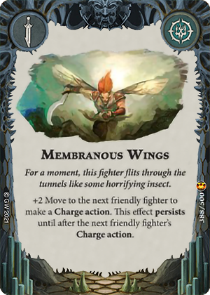 Membranous Wings card image - hover