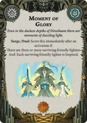 Moment of Glory card image - hover