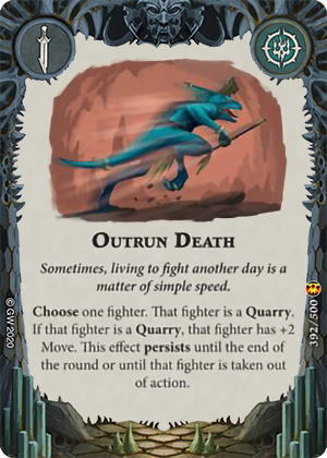 Outrun Death card image - hover