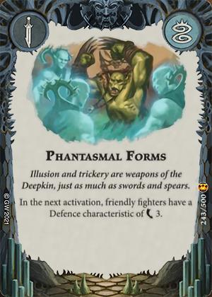 Phantasmal Forms card image - hover